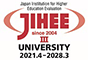 財団法人日本高等教育評価機構(JIHEE)による認証評価