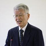 志學館大学名誉教授の称号授与式が執り行われました